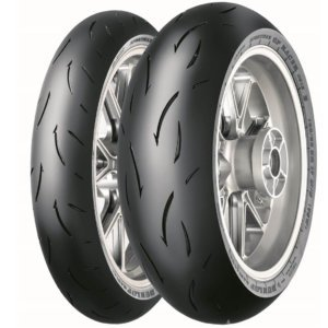 DUNLOP GP Racer D212 TyresMoto