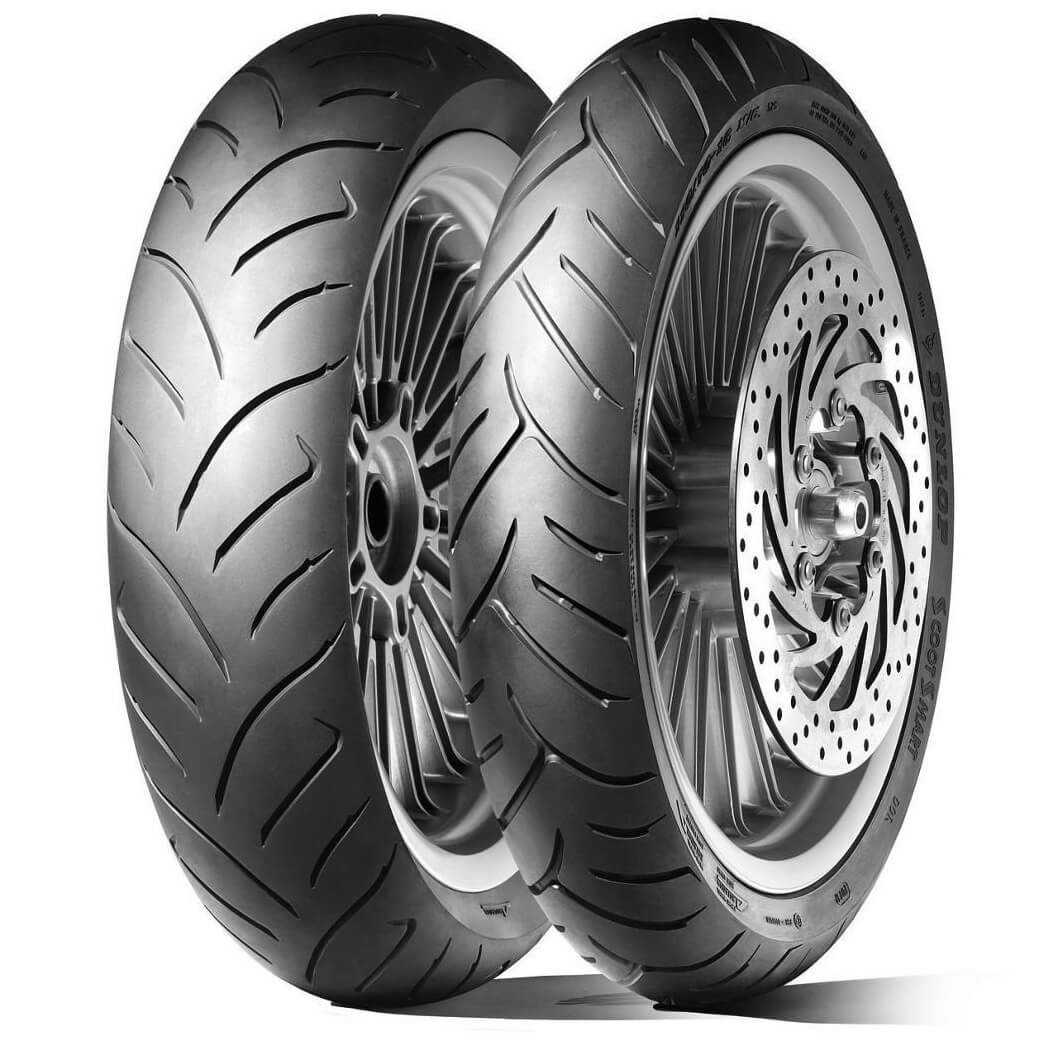 DUNLOP SCOOTSMART TyresMoto