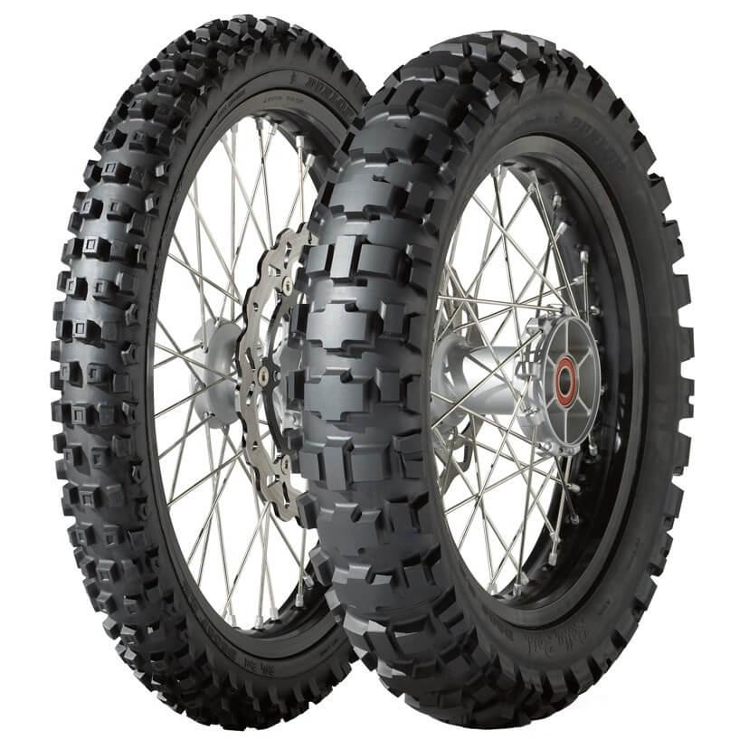 DUNLOP D908RR TyresMoto