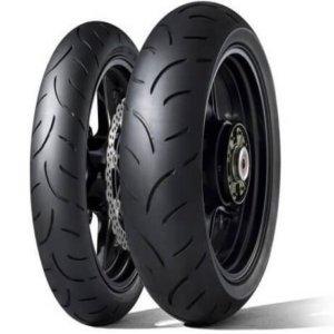 DUNLOP Qualifier II TyresMoto