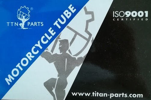 Titan Αεροθάλαμος Ελαστικά μηχανής - TyresMoto