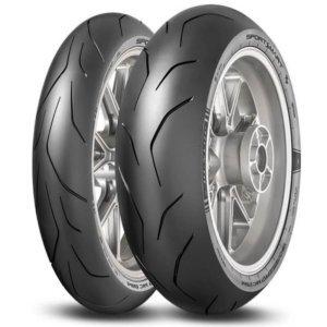 DUNLOP SportSmartTT TyresMoto