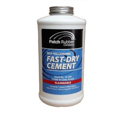Κόλλα FAST-DRY CEMENT 1L Patch Rubber Company TyresMoto