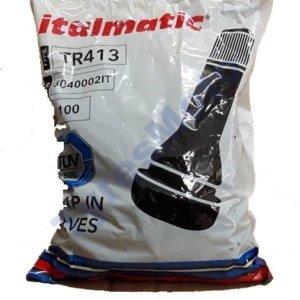 Βαλβίδα TR413 Italmatic 100 τεμ. TyresMoto
