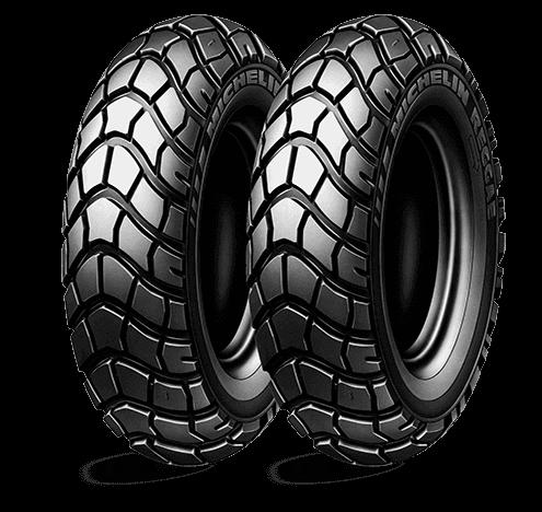 MICHELIN REGGAE TyresMoto