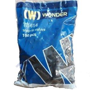 Βαλβίδα TR414 Wander 100 τεμ. TyresMoto