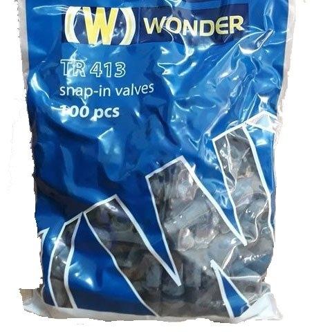 Βαλβίδα TR413 Wander 100 τεμ. TyresMoto