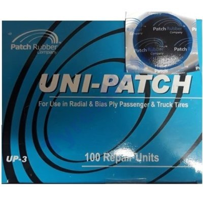 Μπαλώματα UP-3 Patch Rubber Company TyresMoto