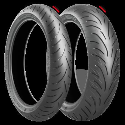 BRIDGESTONE SPORT TOURING T31 TyresMoto