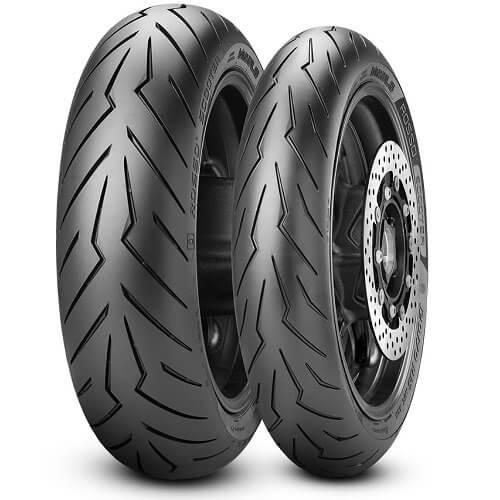 Pirelli Rosso Scooter TyresMoto